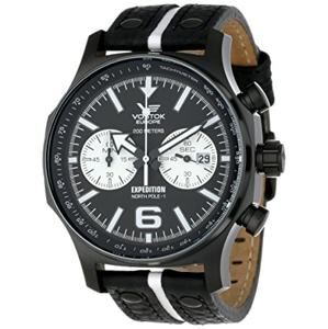 "Vostok Europe Expedition ""NORTH POLE-1"" Chrono 6S21-5954199"