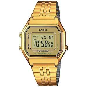 Casio Retro Collection LA680WGA-9DF