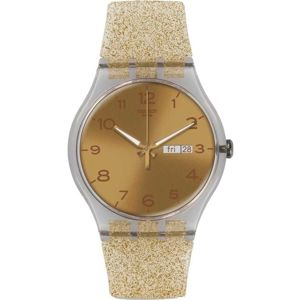 Swatch Golden Sparkle SUOK704