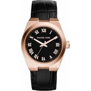 Michael Kors Channing Black Dial Rose MK2358